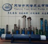 TQ300QJW系列卧式潜水泵