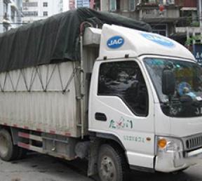 长途搬家厢式货车更安全快捷