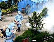 疫区灾区医院消毒及传染病预防