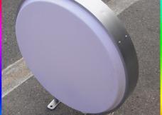 候车亭广告灯箱尺寸与材质选择有技巧