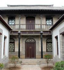孟洛川纪念馆风景欣赏