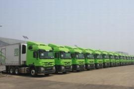 上海绿子冷藏物流公司