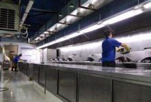 餐饮类企业专项清洁