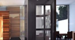 家用螺杆别墅电梯