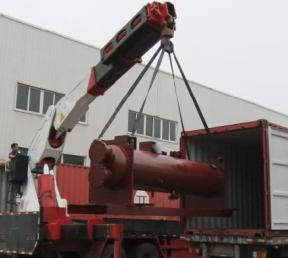 太原搬家公司大型设备搬运
