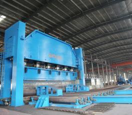 大型龙门制管机系列产品