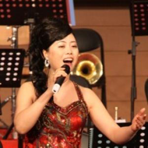 声乐教授 刘倩
