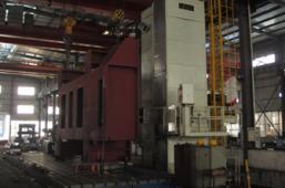 液压机生产车间