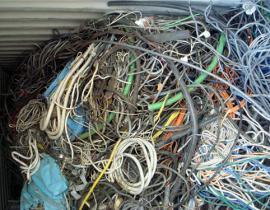 上海电缆回收