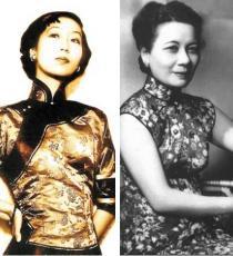 中国式致命旗袍诱惑--张爱玲